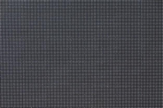 Résumé écran led sur fond de texture