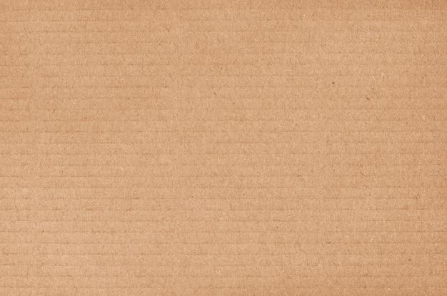 Résumé de feuille de carton brun, texture de la boîte de papier recyclé dans le vieux modèle vintage pour le travail d'art de conception.