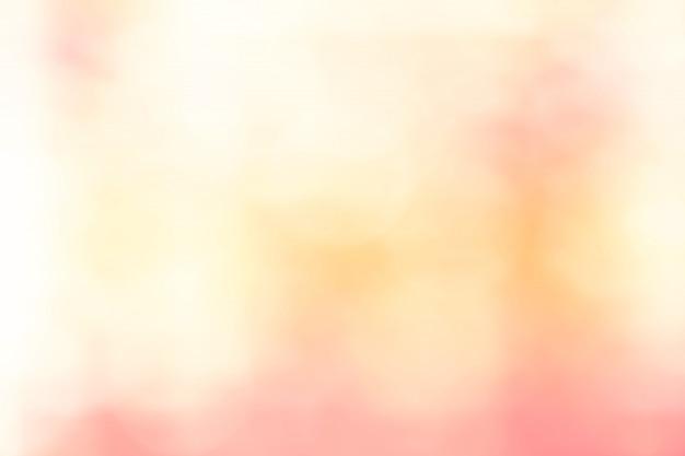 Résumé flou dégradé rose clair.