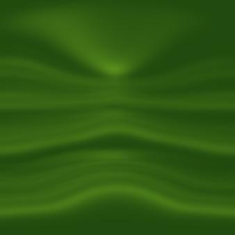 Résumé flou vide dégradé vert studio bien utiliser comme arrière-plan, modèle de site web, cadre, rapport d'activité.