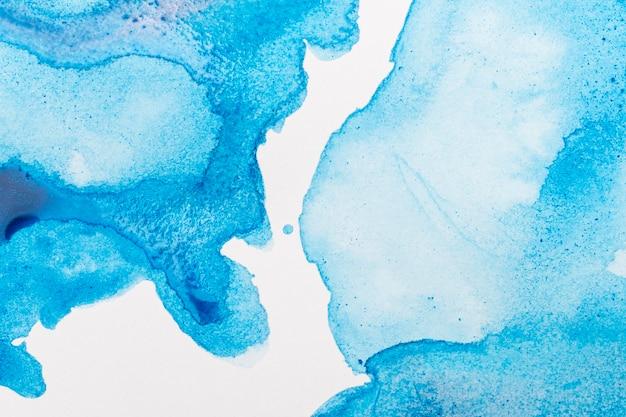 Résumé de fond bleu clair copie espace