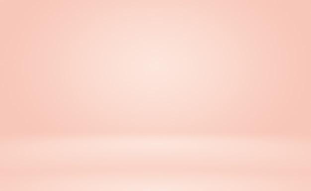 Résumé fond orange mise en page designstudioroom modèle web rapport d'activité avec cercle lisse g ...