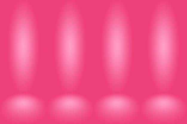 Résumé fond rose noël valentines mise en page designstudioroom modèle web rapport d'activité w...