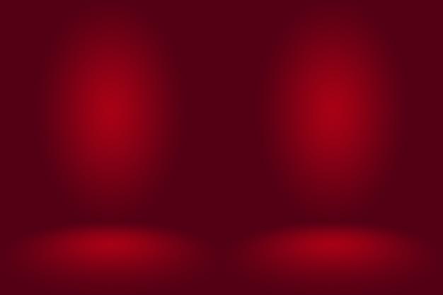 Résumé fond rouge noël valentines mise en page designstudi