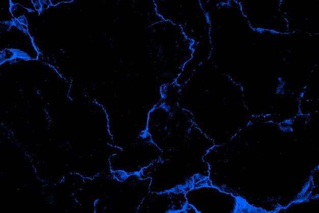 Résumé fond texturé marbre noir et bleu
