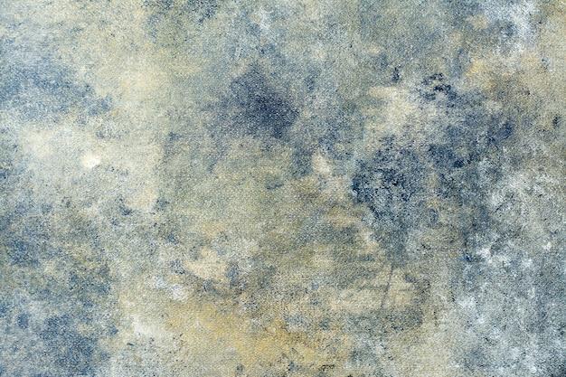 Résumé fond texturé sur toile avec des peintures acryliques dans des tons gris