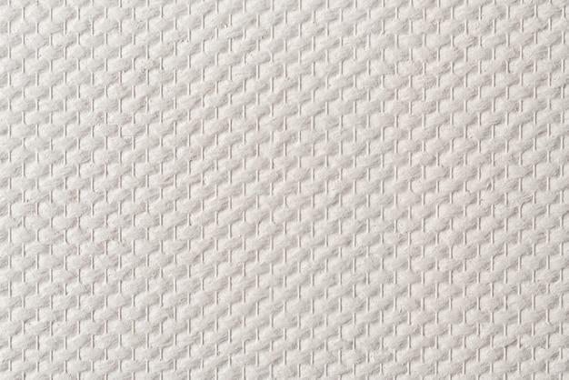 Résumé fond de tissu de couleur grise sous la forme de briques est utilisé pour la conception de papier peint de décoration