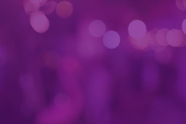 Résumé de fond violet bokeh.