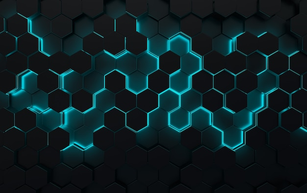 Résumé hexagonal