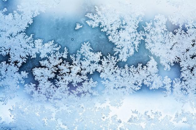 Résumé historique de la glace d'hiver