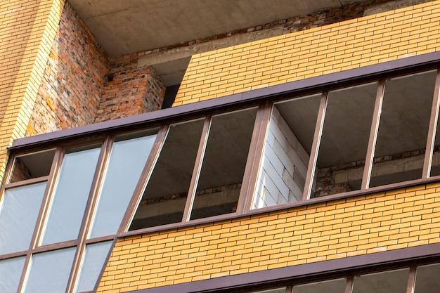 Résumé historique et peut être une illustration de l'article de l'immeuble de bureaux.