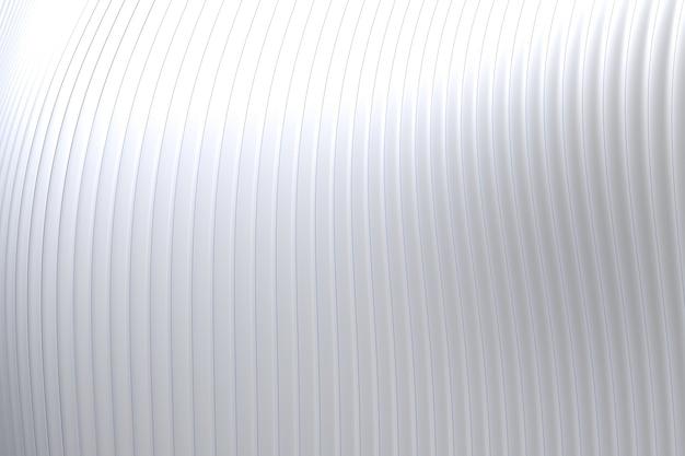 Résumé, mur, vague, architecture, fond blanc, détails