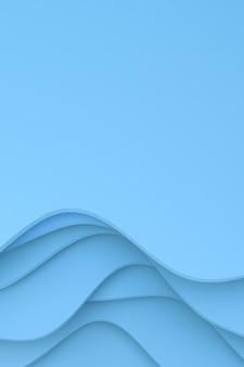 Résumé papier découpé design d'arrière-plan art pour modèle d'affiche, modèle abstrait