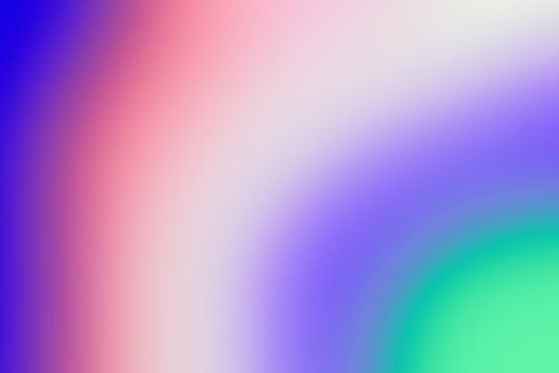 Résumé pop floue avec des couleurs primaires vives