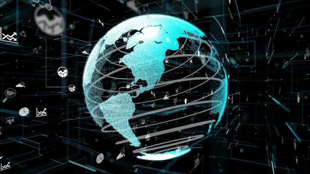 Résumé de la technologie d'analyse de données commerciales intelligentes
