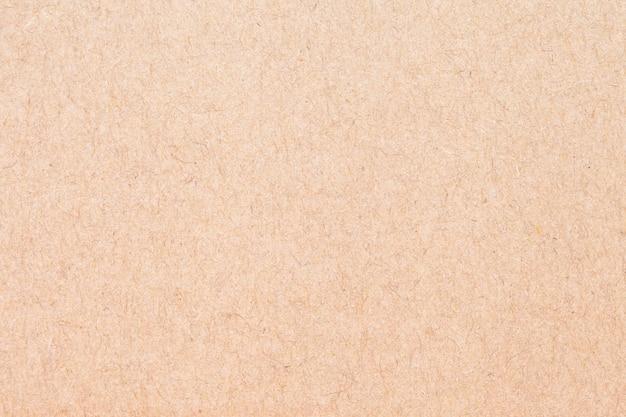 Résumé de la texture de la boîte de papier brun pour le fond