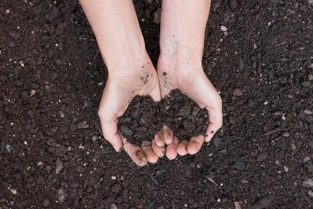 Retenant le sol