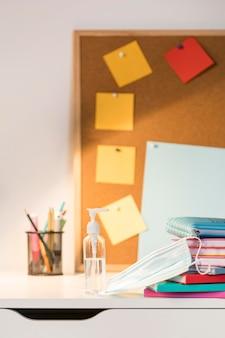 Retour à la composition des fournitures scolaires dans la nouvelle normalité