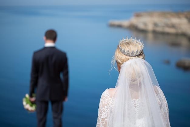 Réunion des mariés