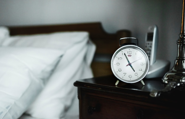 Réveil chambre