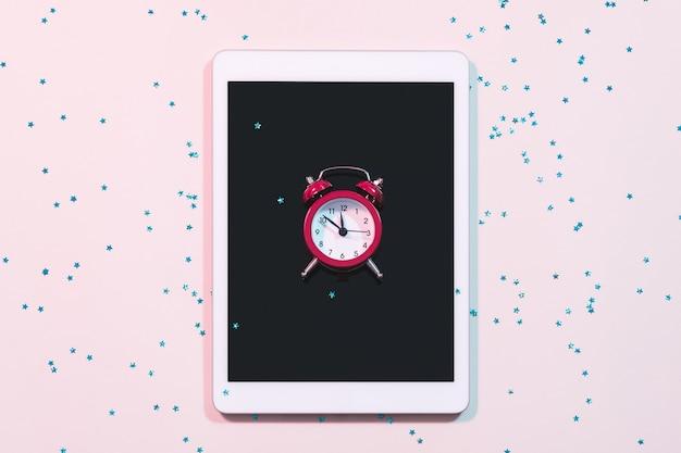 Réveil gestion du temps et dépendance aux médias sociaux