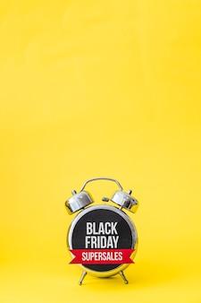 Réveil noir vendredi