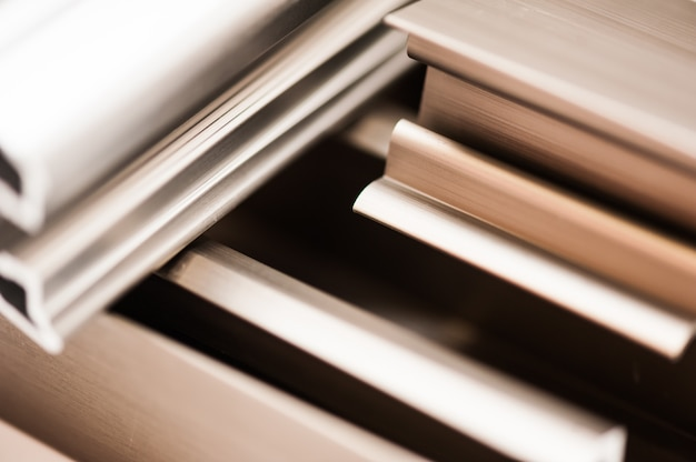 Revêtement protecteur en aluminium. aluminium anodisé