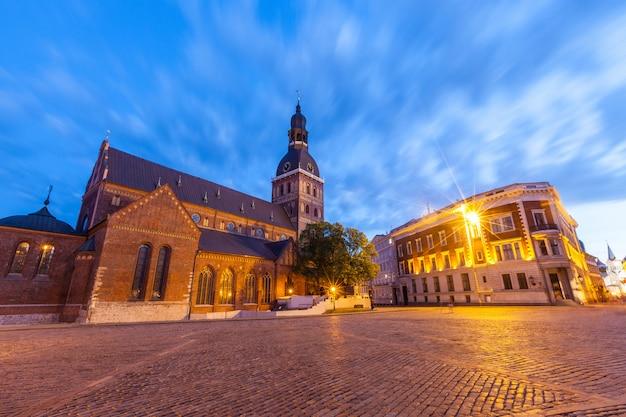 Rigas doms, cathédrale de la ville de riga
