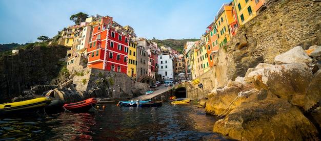 Riomaggiore, cinque terre - italie