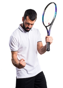 Rit fier célébration geste de vêtements de sport