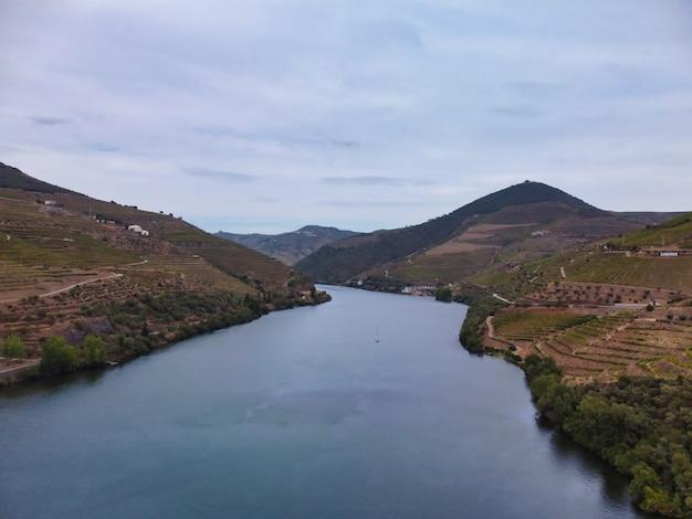 Rive du fleuve douro .porto