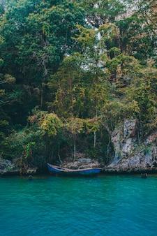 Rivière de bateau