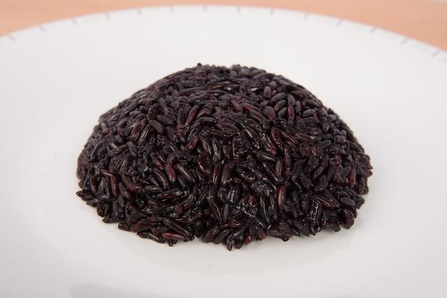 Riz sain aux baies de riz