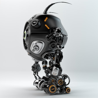 Robot incroyable