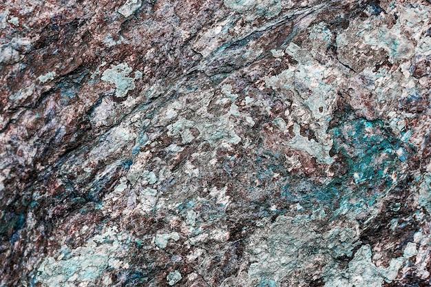 Roches ou roches, structure d'un gros rocher. fond texturé.