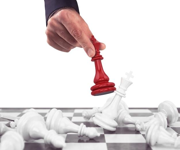 Roi des échecs