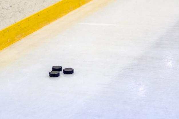 Rondelle de hockey sur glace