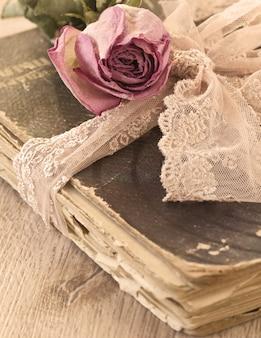 Rose sèche