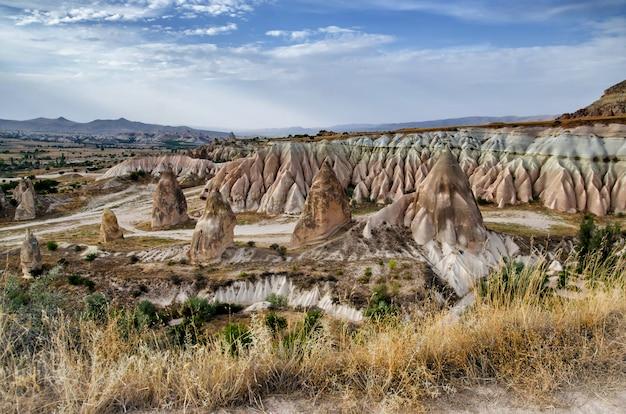 Rose valley goreme cappadocia turquie en été