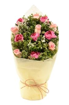 Roses artificielles
