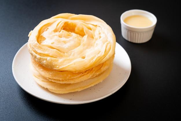 Roti croustillante frite