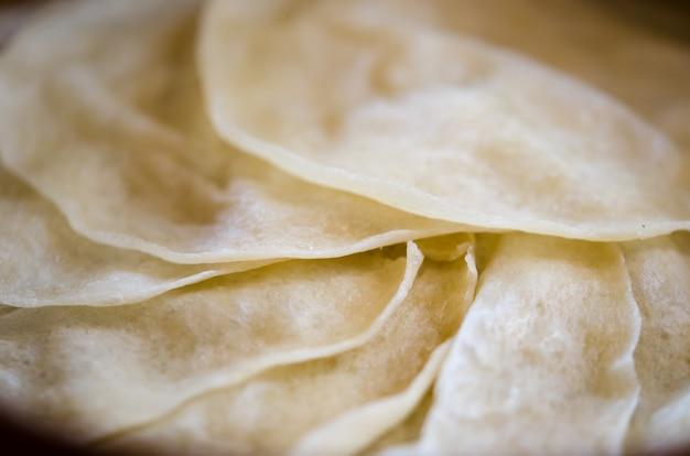 Roti de farine