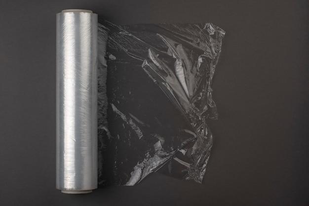 Rouleau de film alimentaire en polyéthylène transparent pour les produits d'emballage