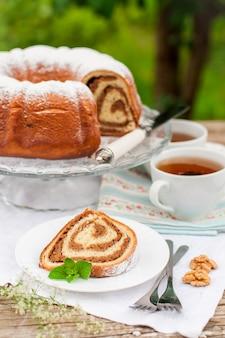 Rouleau de noix slovène