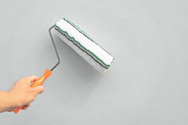 Rouleau de peinture