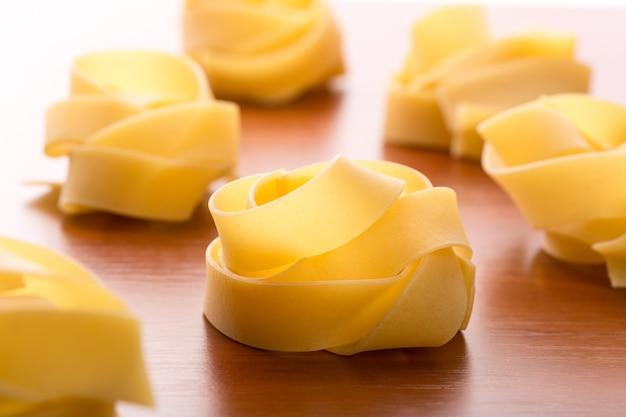 Rouleaux de pâtes
