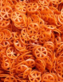 Roulettes de pâtes séchées
