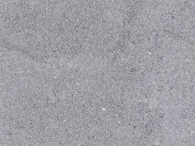 Route asphaltée texture transparente vue d'en haut prise de vue par drone
