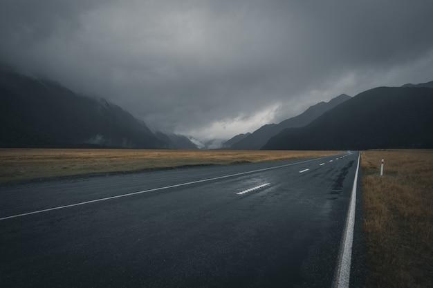 Route de la nouvelle-zélande