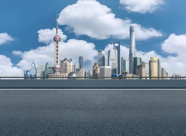 Route et la ville